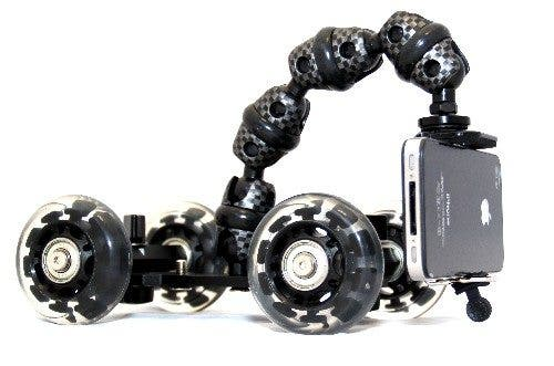 What You Get When You Combine Lego Technic With Inline Skates — The iStabilizer Dolly