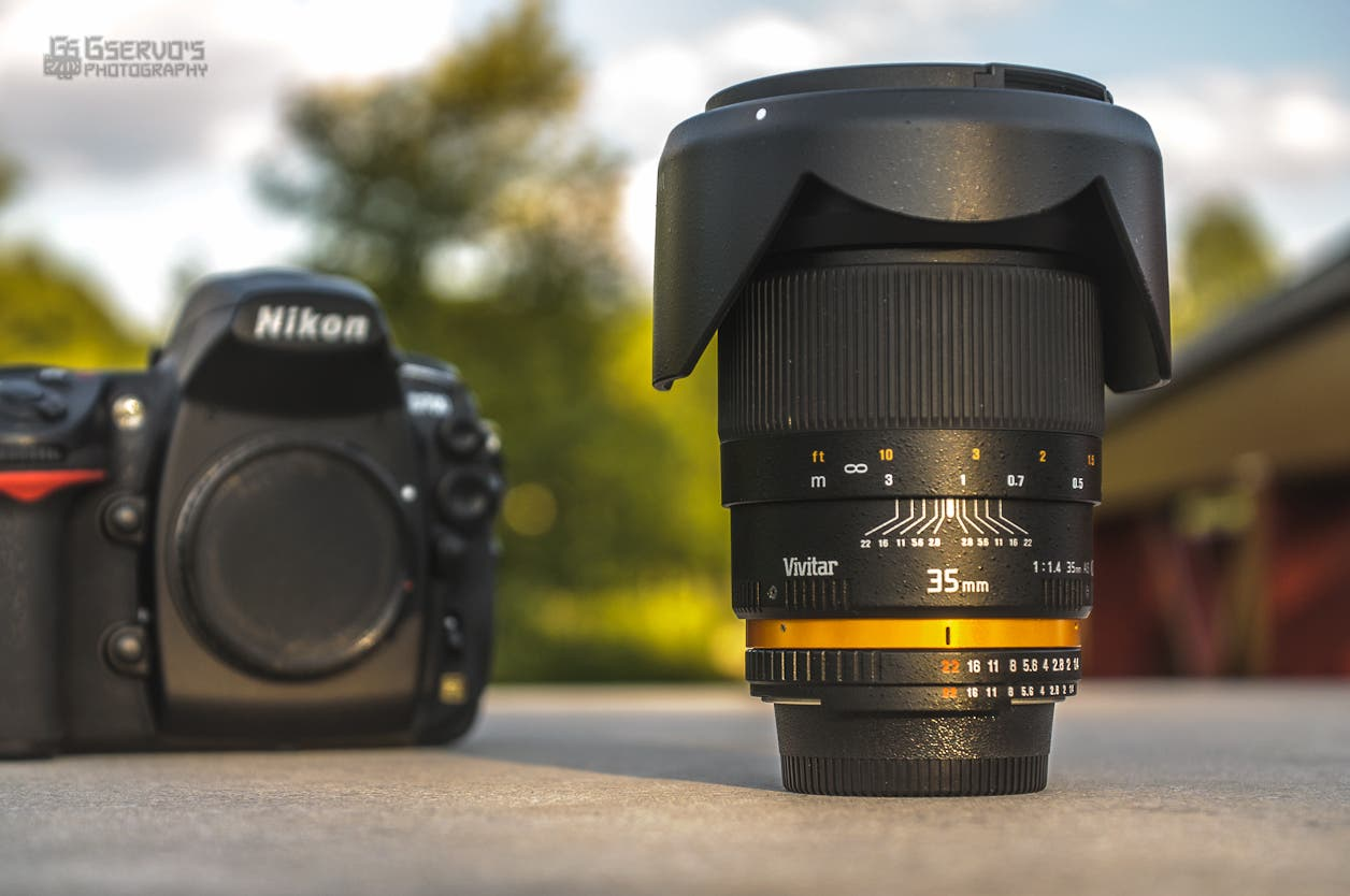 Review: Vivitar 35mm f1.4 (Nikon F Mount)