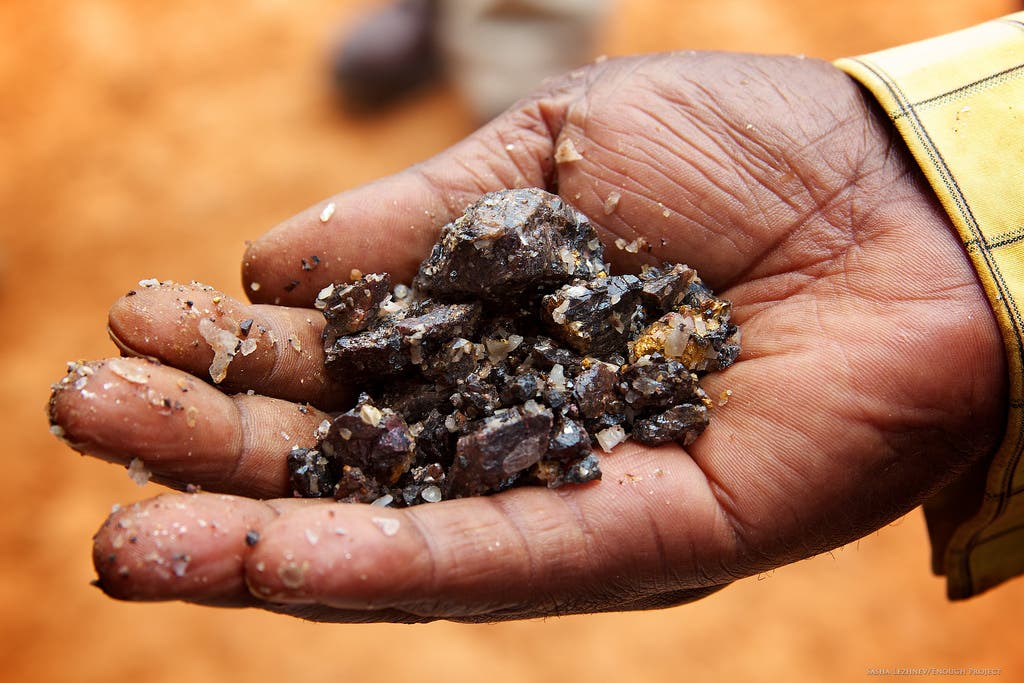 Awareness Alert: Is Your Camera Made of 'Conflict Minerals'?