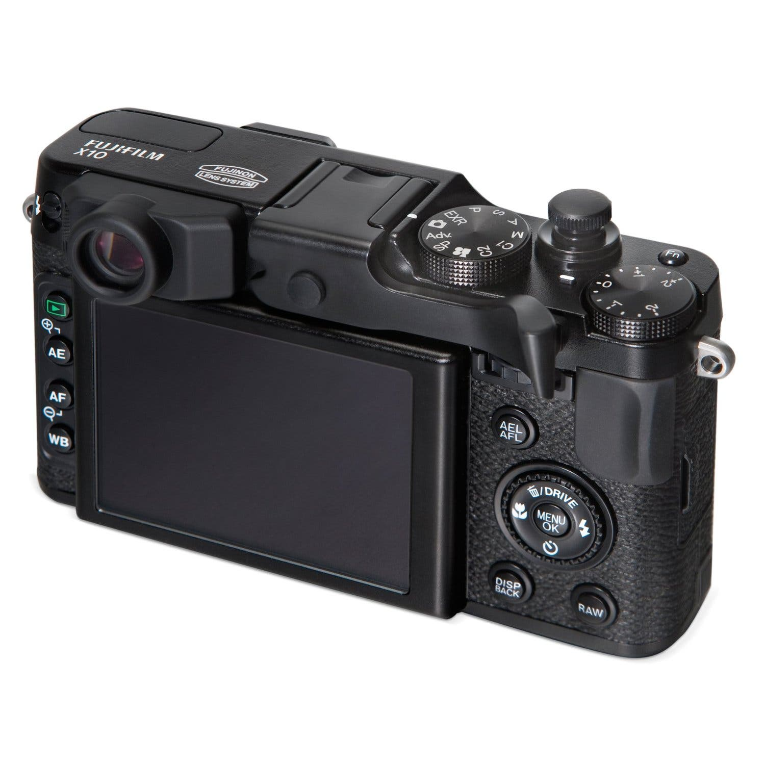 An Ergonomic Kit is Now Available for The Fuji X10; Diopters for the X Pro 1