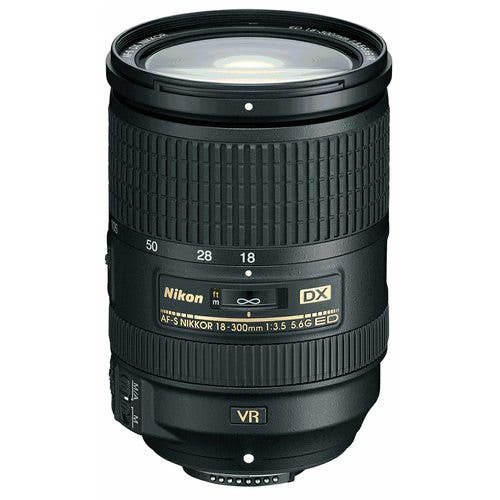 Your Creeper Status Just Went Up: Nikon's 18-300mm Lens Just Came Back in Stock