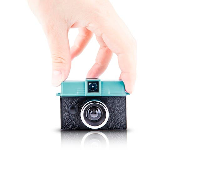 Announcing The Birth of The Lomography Diana Baby 110