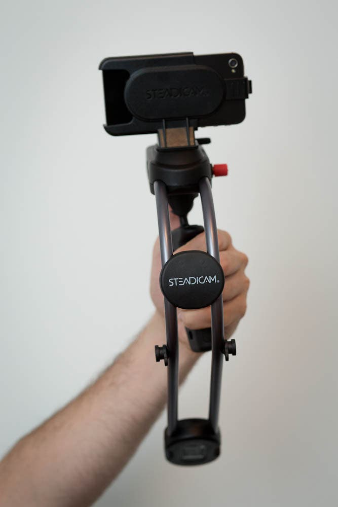 Review: Steadicam Smoothee for the Apple iPhone