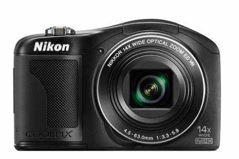 Nikon Announces New Coolpix L610 and J2