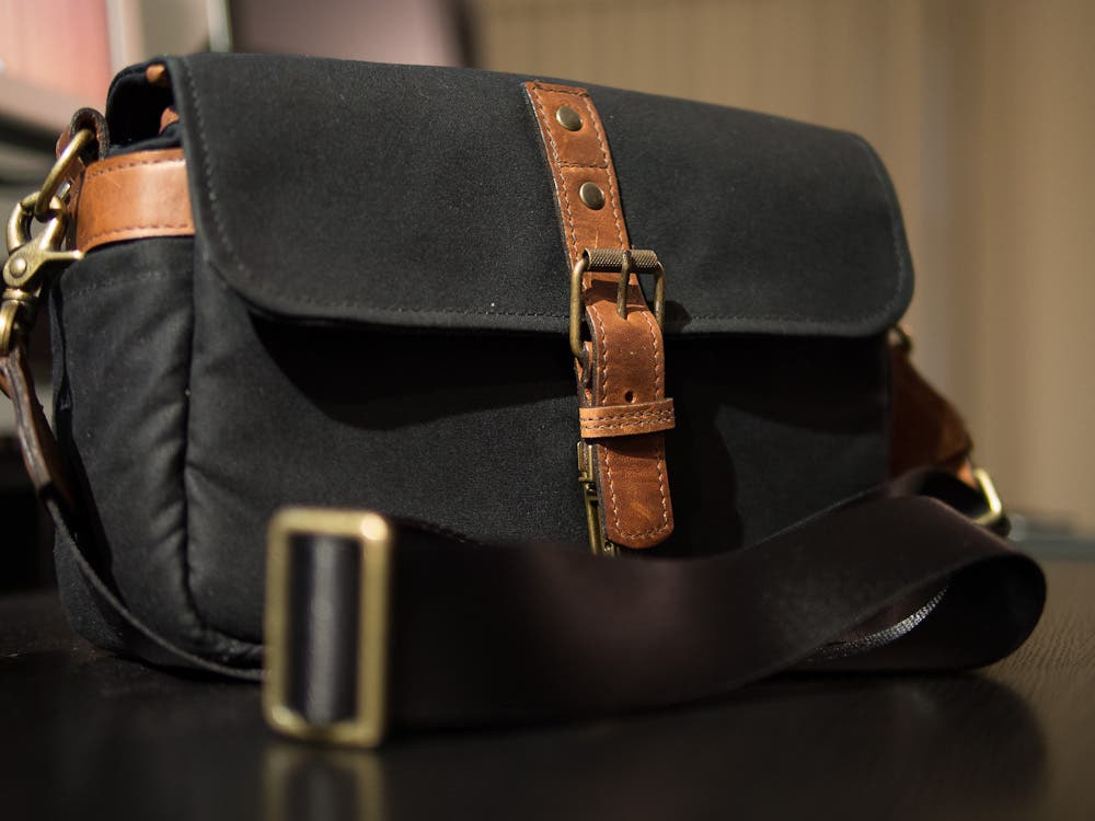 "Quick Review: ONA ""The Bowery"" Camera Bag"