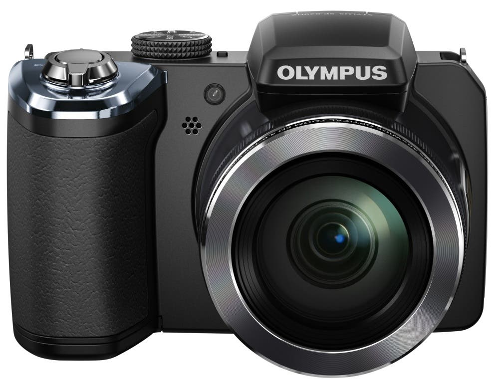 Seems Like Olympus is Trying to Break the Zoom Record with Their New SP-820 UZ