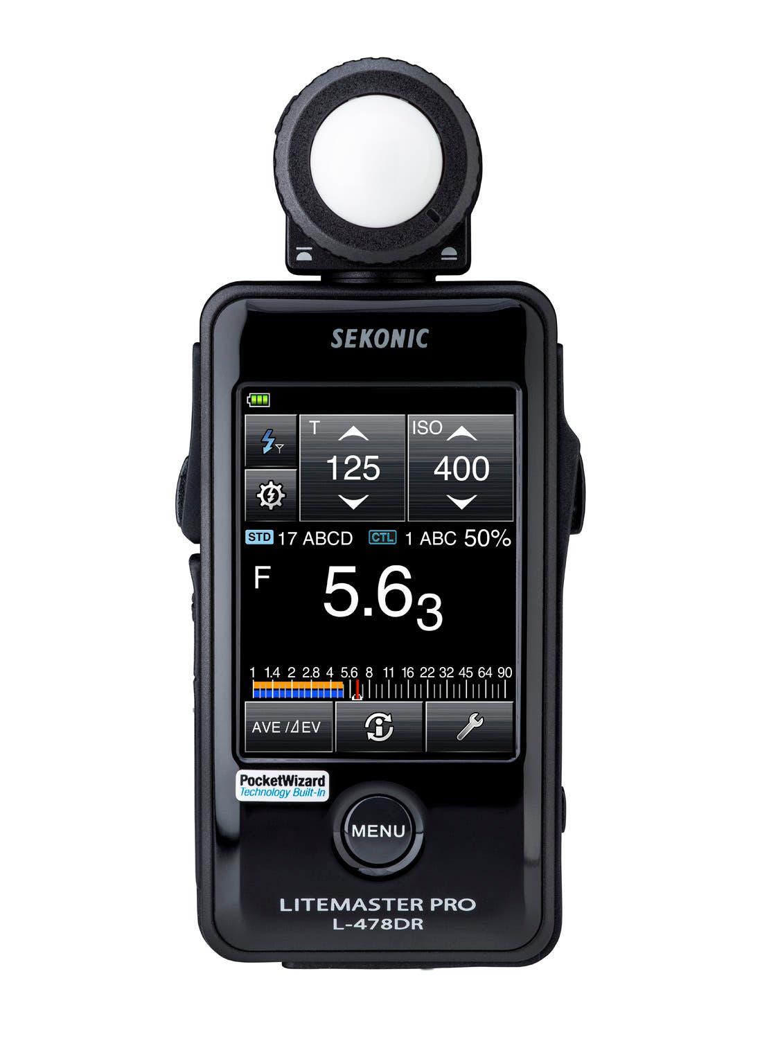 Sekonic's New Light Meters Are Sexier Than That Piece of Crap iPhone 5 Announced Yesterday
