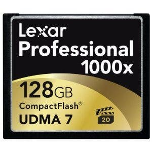 Cheap Photo: Fast Lexar Professional SDXC, SDHC and CF cards at 38-71% Off Until Sept 30th