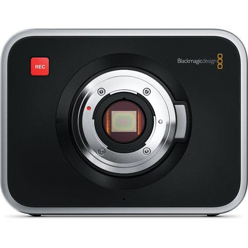Black Magic Cinema Camera in Micro Four Thirds Mount Available for Pre-Order at B&H Photo