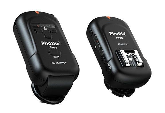 Phottix Decides that All the Wireless Triggers They Have Already Aren't Enough: Puts out the new Ares