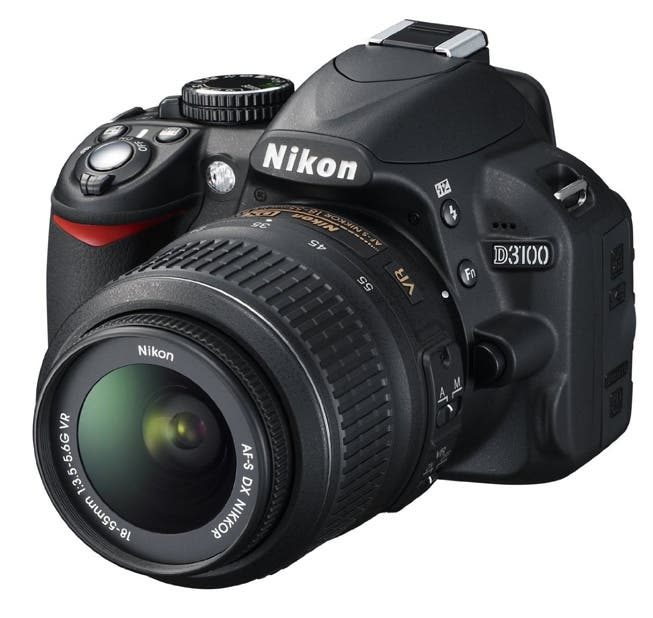 Cheap Photo: Nikon Wants You To Keep $150, But Still Own A D3100 With Lens
