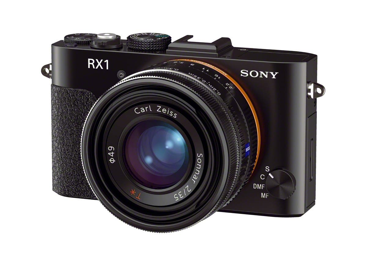Sony's RX-1 is the World's First Full Frame Digital Point and Shoot Camera