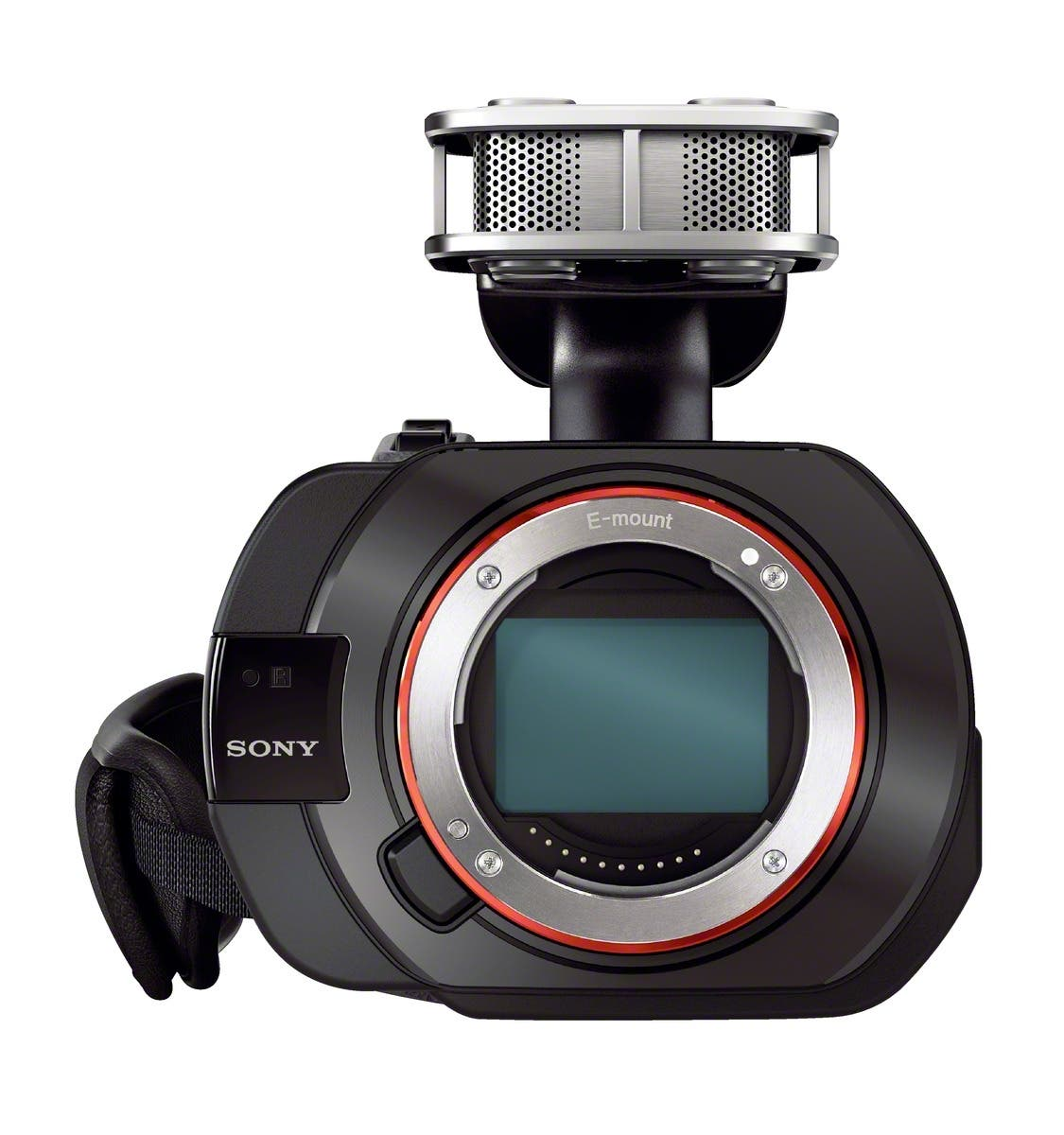 E-Mount Goes Full-Frame With The New VG900