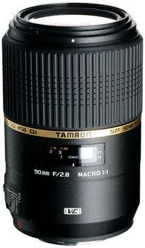 New 90mm f2.8 Macro From Tamron