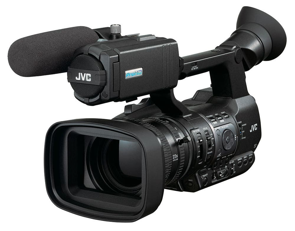 JVC Announces New GY-HM650 Camcorder Targeted Towards Journalists