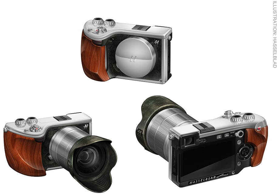 UPDATE: Hasselblad Announces New Lunar Mirrorless Camera With a Price that is Out of This World; Plays Nice with Sony
