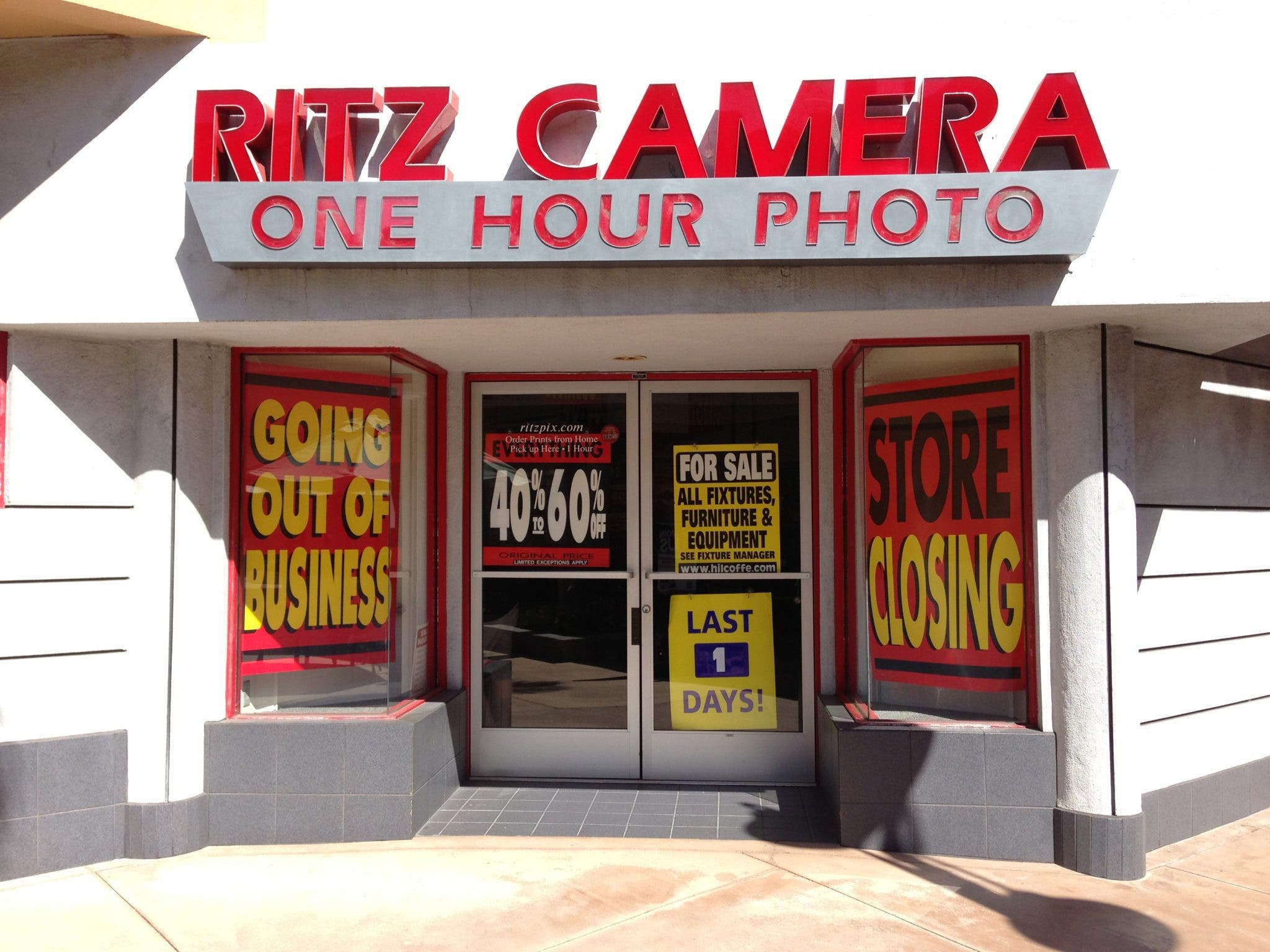 We list all the best Ritz Camera promo codes and online coupons on this page for discounts on digital cameras, camcorders, lenses, lighting, pro audio/video gear, and accessories. Depending on the RitzCamera promo code, you may get an instant discount, a free gift, or some other special offer.