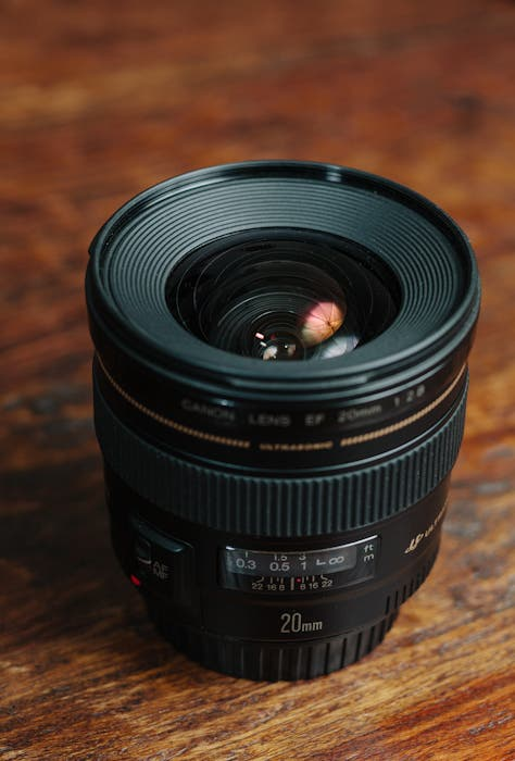Review: Canon EF 20mm F2.8 USM