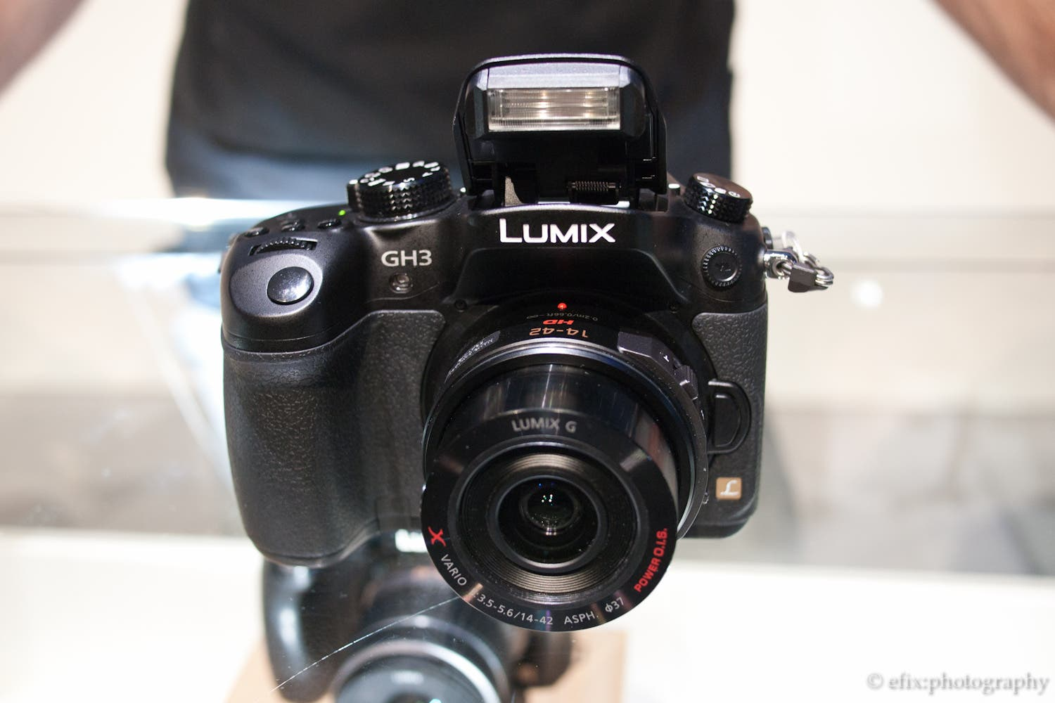 Photokina 2012 Report — Part 3: Olympus and Panasonic