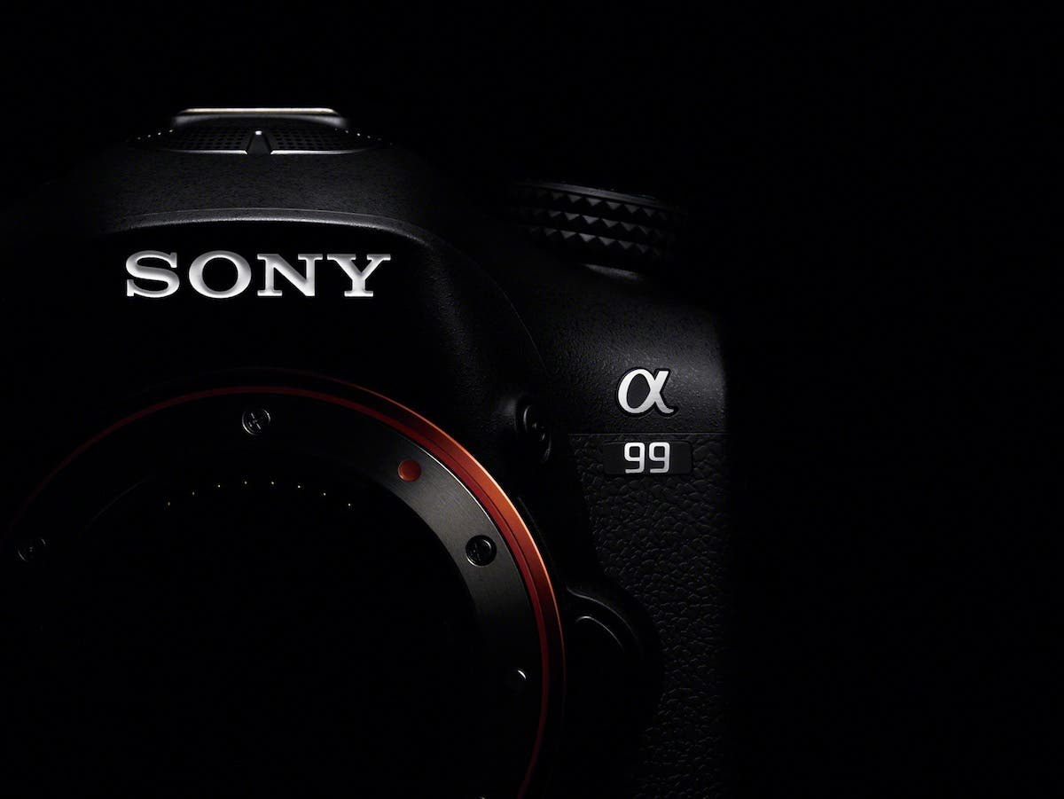 Announcing The Sony A99, The First Full-Frame SLT Camera