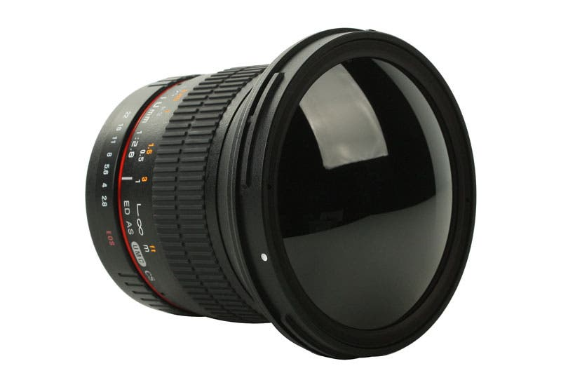 Samyang's New Prototype 10mm Lens May Have the BMCC In Mind