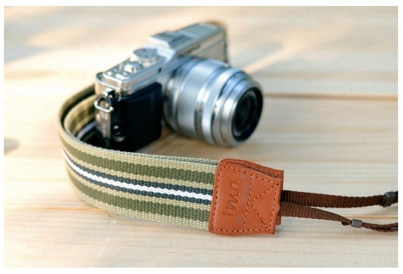 !mo Updates Their Camera Strap Line with 11 New Designs, Promises Madd Street Cred