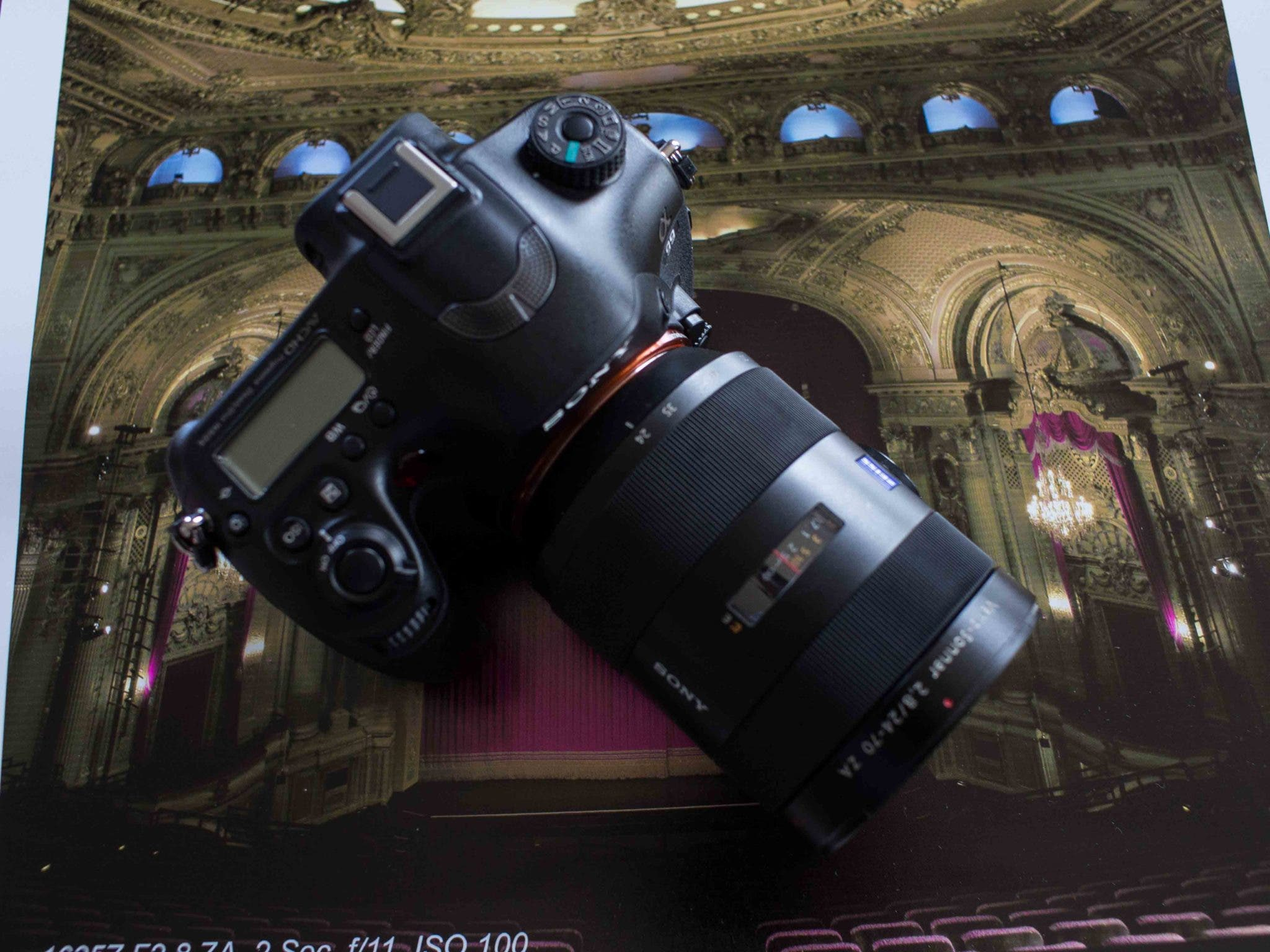 First Impressions: Sony A99