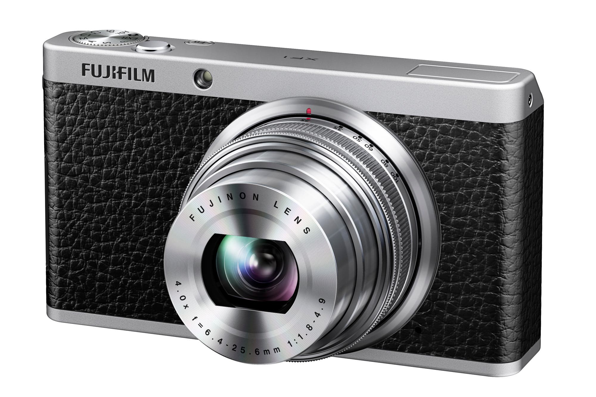 "Fujifilm Touts Its New XF1 as ""Head-Turning""; We Fail to See What Makes It Special"