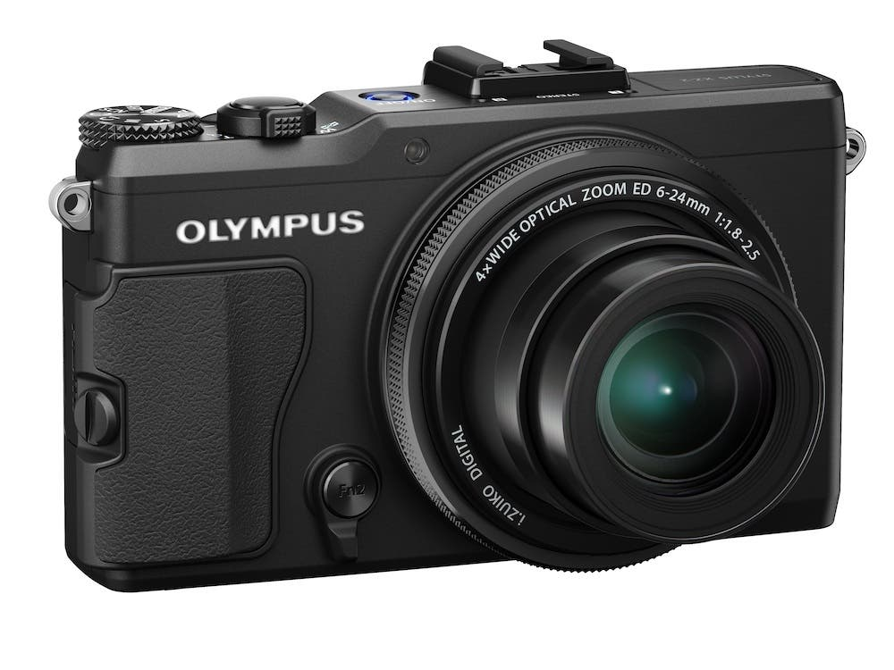 Olympus Announces The Long Awaited XZ-2