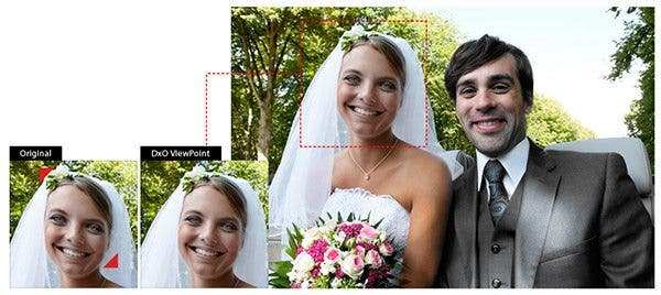 DxO ViewPoint Makes People in Wide Angle Wedding Shots Look Less Like the Coneheads