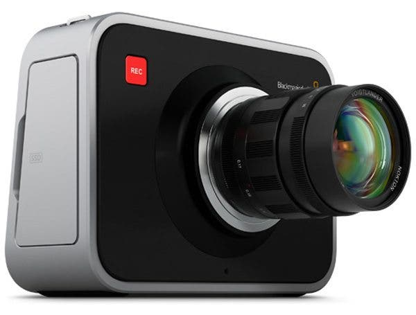 New Black Magic Cinema Camera Featuring a MFT Mount