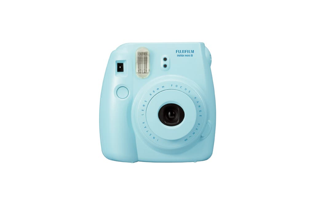 fujifilm 39 s latest instax mini 8 cameras will finally match. Black Bedroom Furniture Sets. Home Design Ideas