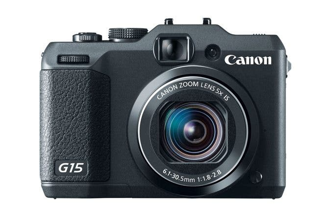 Canon Updates The Top Tier of Their PowerShot Line: G15, S110, and SX50HS