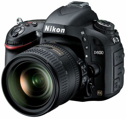 Nikon on D600 Dust Issue: Use a Blower (and Tips On Cleaning Your Sensor)