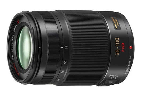Panasonic Announces the 35-100mm X f2.8 Series Lens