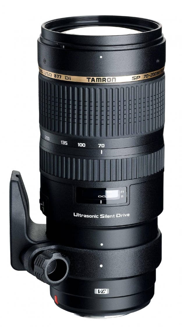 Tamron 70-200mm F2.8 Lens Coming Soon