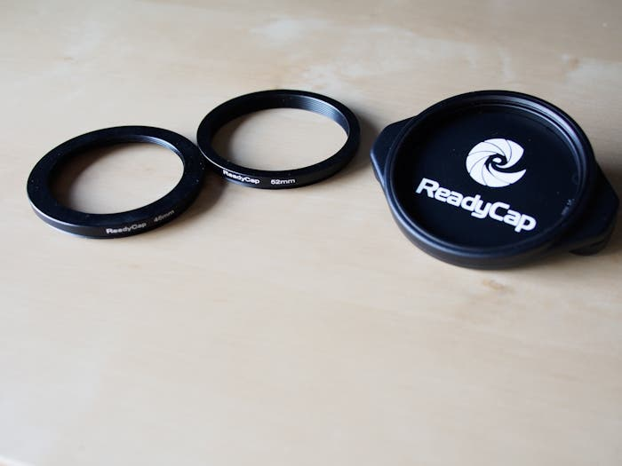 Review: ReadyCap Lens Cap Holder