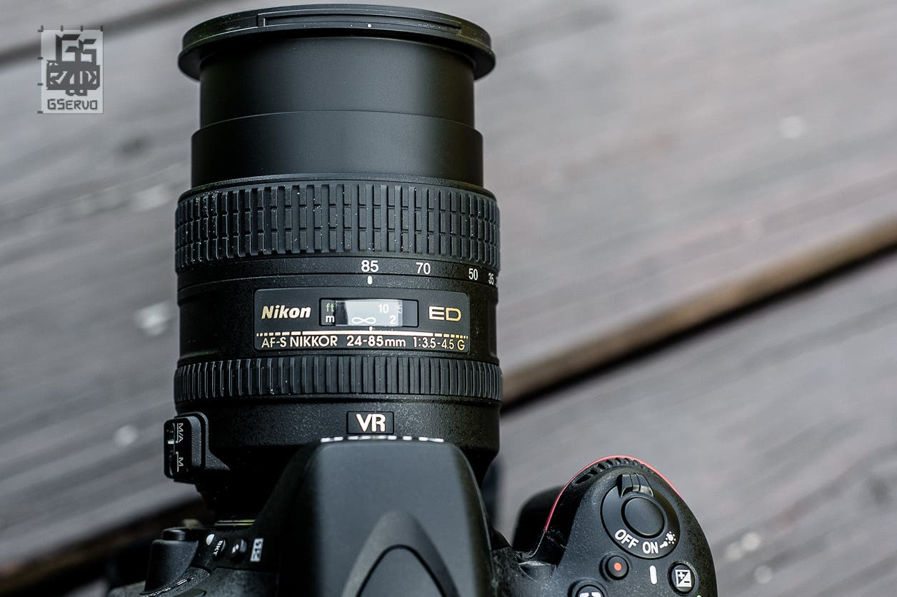 Review: Nikon 24-85mm f/3.5-4.5G ED AF-S VR