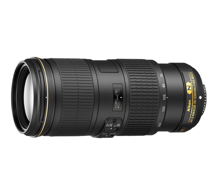 Nikon Announces a 70-200mm f4 Lens For Enthusiasts