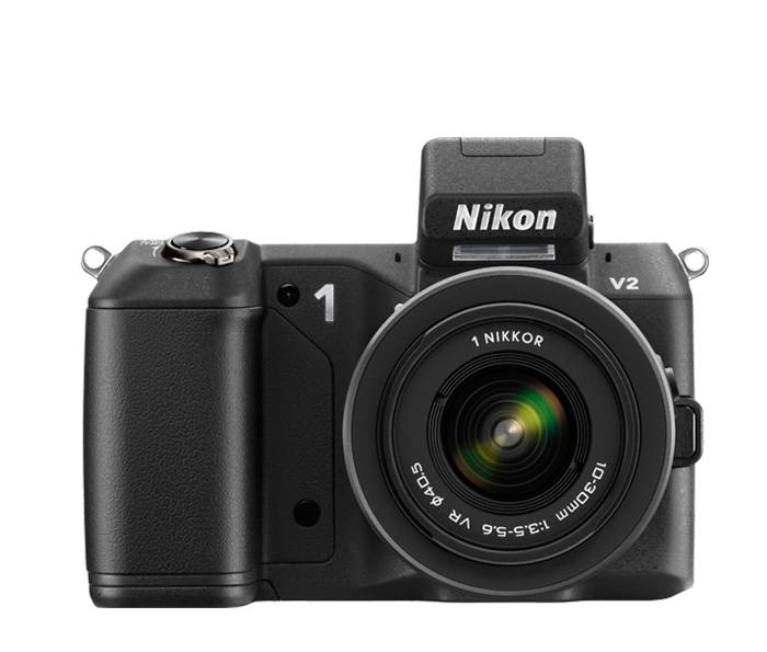 Introducing The Camera That Only Its Mother Could Love, The Nikon V2