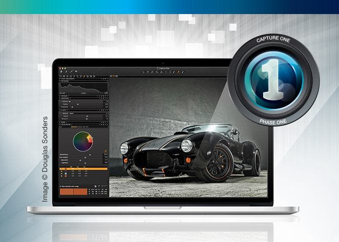 Phase One Releases Capture One Pro 7