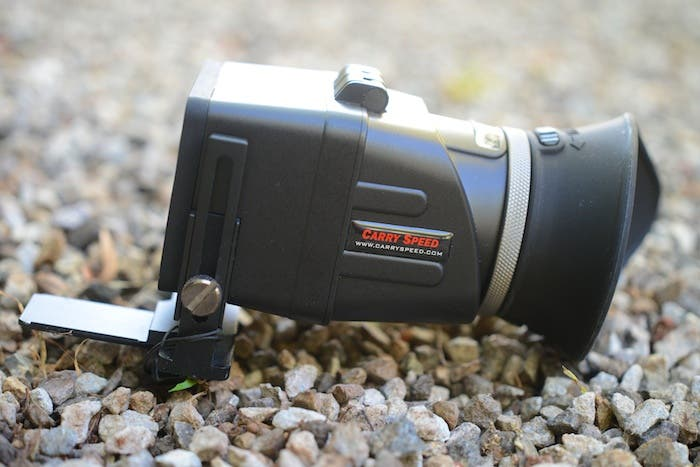 Review: Carry Speed VF-3 Universal LCD View Finder