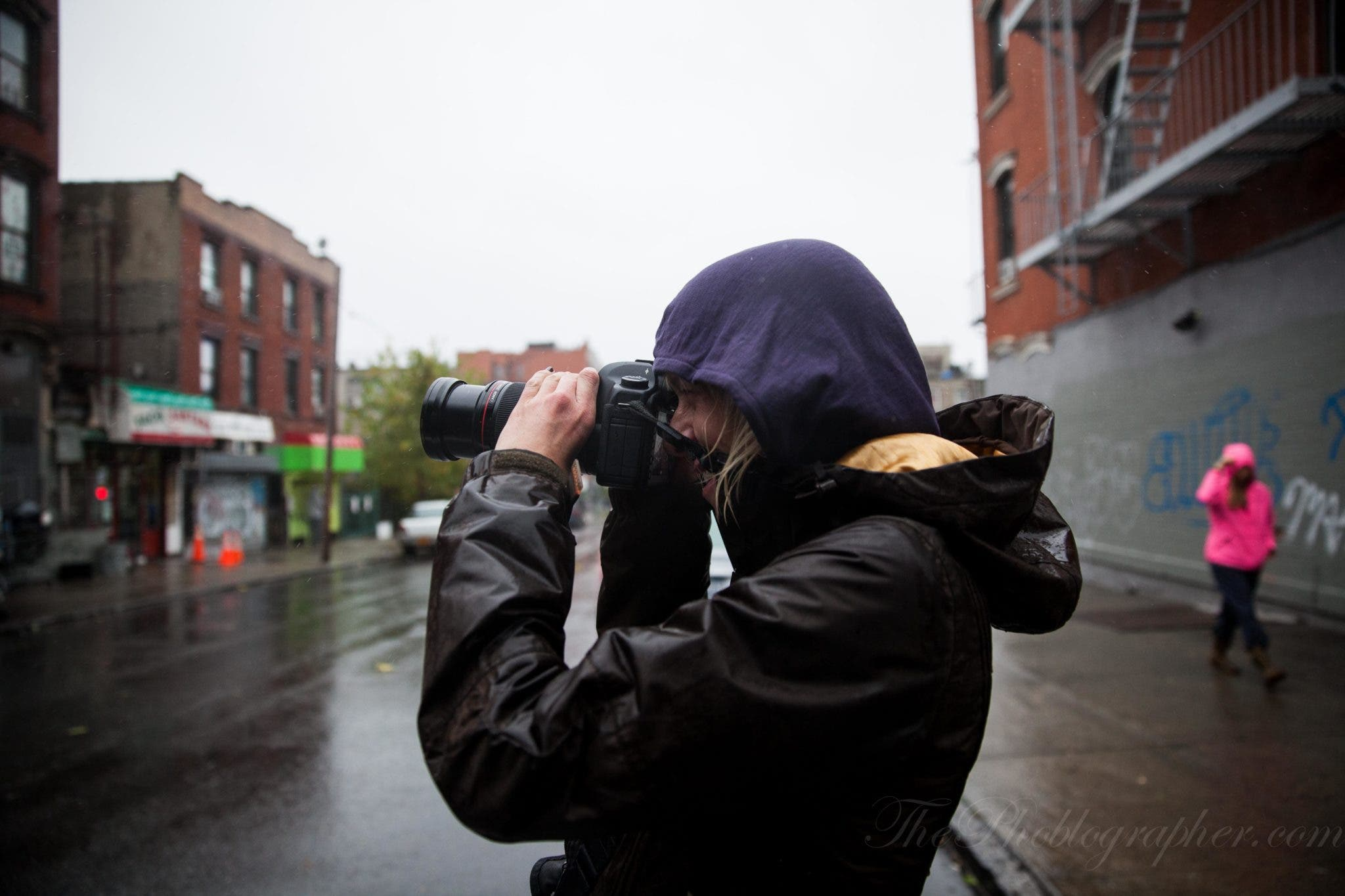 Shooting Hurricane Sandy with the Canon 5D Mk II and 24-70mm f2.8 USM L II