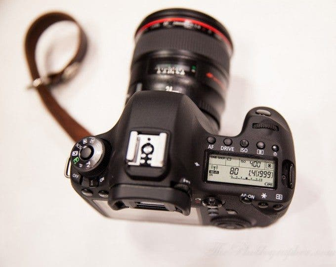 Chris Gampat The Phoblographer Canon 6D Hands on review first impressions product images (3 of 6)ISO 1600