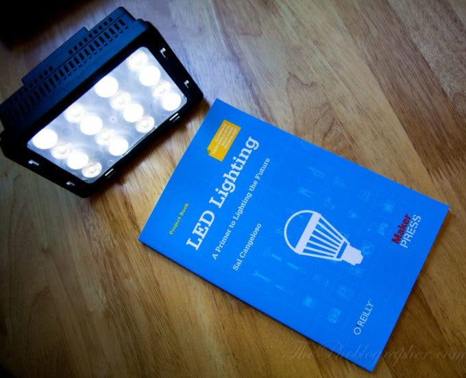 Chris Gampat The Phoblographer LED Lighting Primer Sal Cangeloso Review (1 of 1)ISO 1000