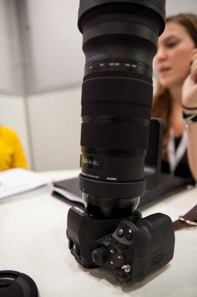 Sigma's 120-300mm f2.8 DG OS HSM is $3,599