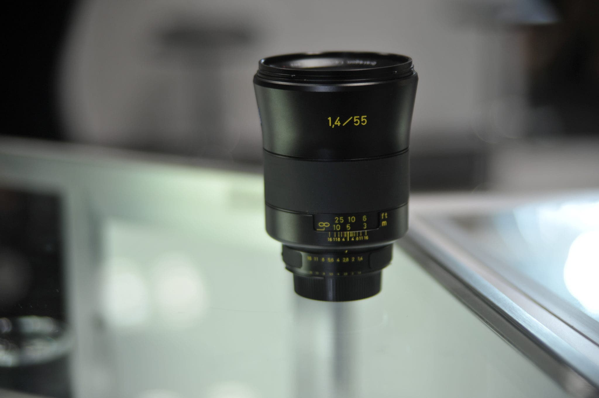 First Impressions: Zeiss 55mm f/1.4 Distagon (Nikon F)