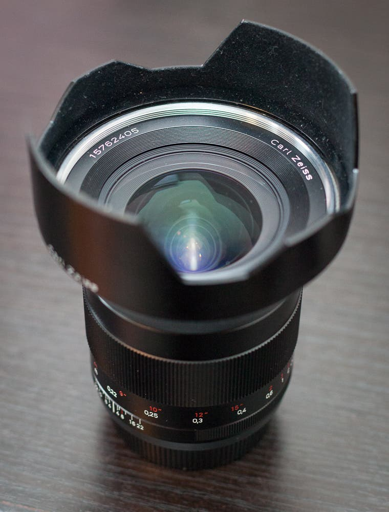 First Impressions: Zeiss Distagon T* 21mm f/2.8 ZE (for Canon)