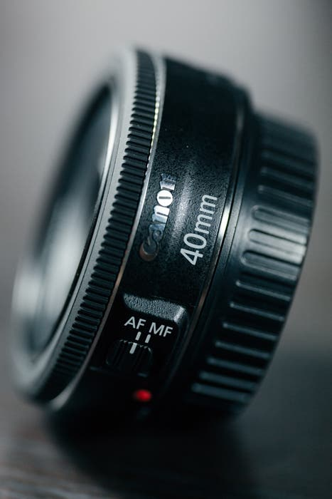 First Impressions: Canon EF 40mm f/2.8 STM
