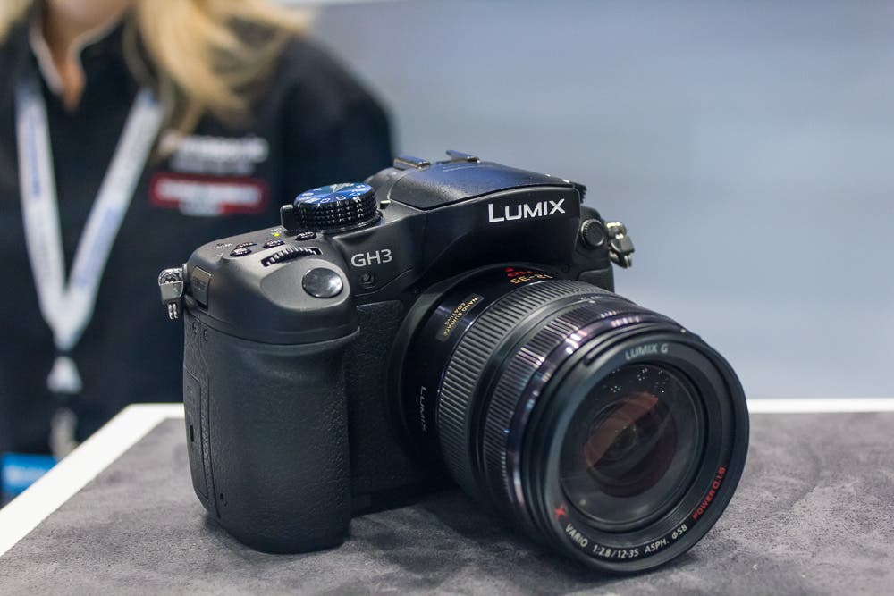 First Impressions: Panasonic Lumix DMC-GH3
